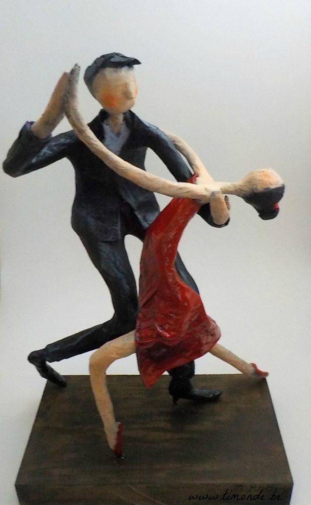 Danseurs de tango