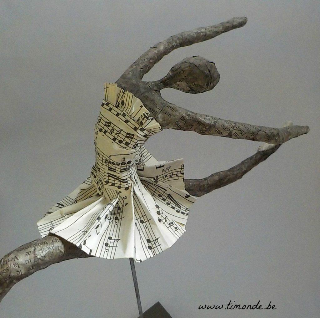 Danseuse partition
