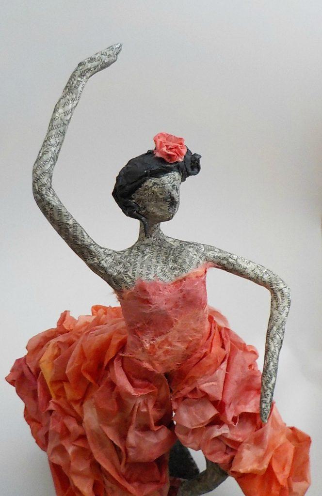 Danseuse espagnole