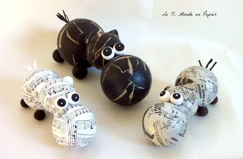 Petits hippopotames