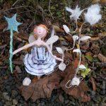 L'elfe et sa baguette magique