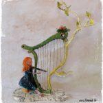 Harpe - 120€