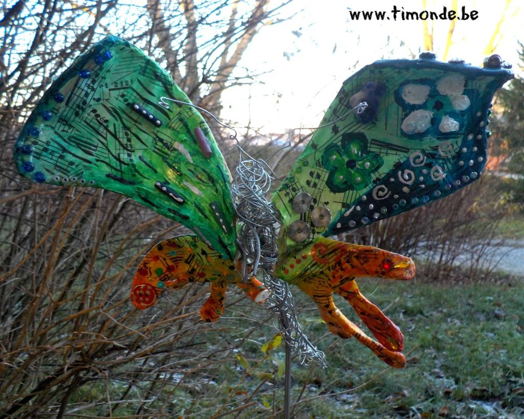 Papillon 2 -verso