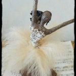 Danseuse plume
