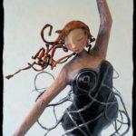 Danseuse féérique