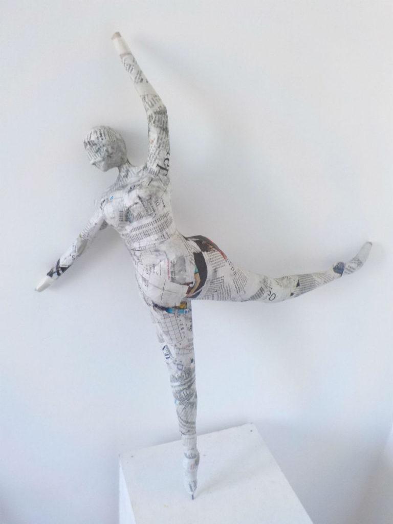 Grande danseuse en cours