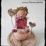Cupcake sous dôme