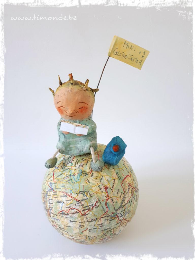 Mini globe trotter 2