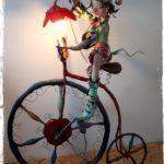 Grand vélo une roue