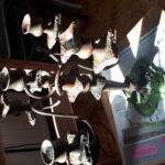 Un ancien chandelier de ma tante