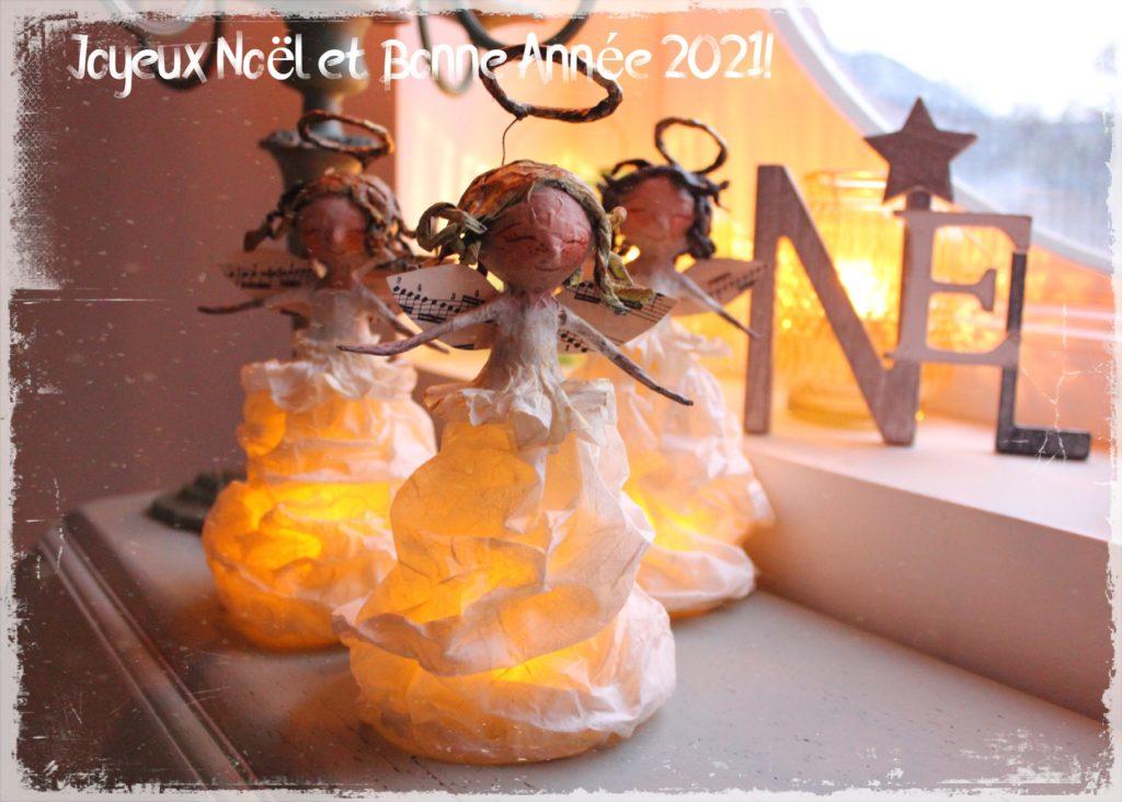 Joyeux noël et bonne année 2021