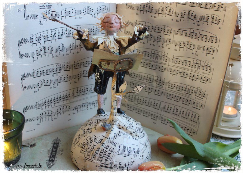 Petit chef d'orchestre