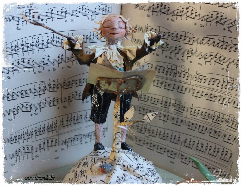 Petit chef d'orchestre 2