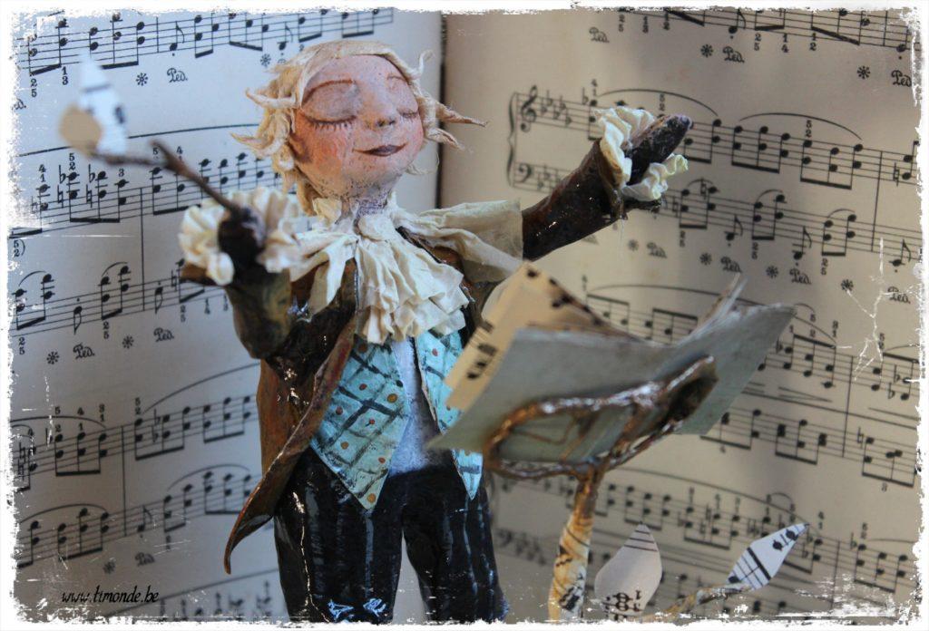 Petit chef d'orchestre 3